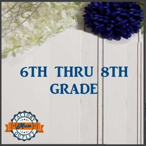 6th Grade to 8th Grade