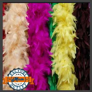 Heavy Weight Feather Boa
